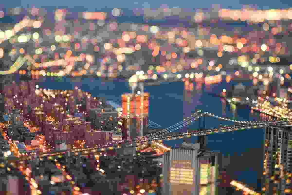 Bridge at night (Jasper Léonard)
