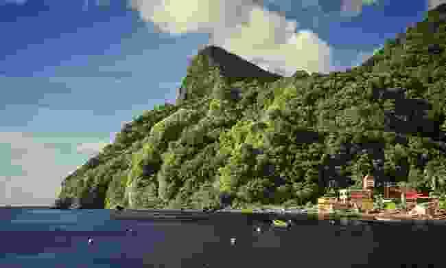 Soufriere village, Dominica (Shutterstock)