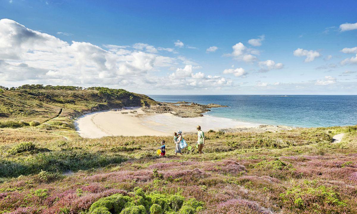 La Torche { Finistère } Brittany France http ...  |Beach Bretagne France