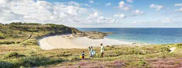 Brittany beach (Alexandre Lamoureux)
