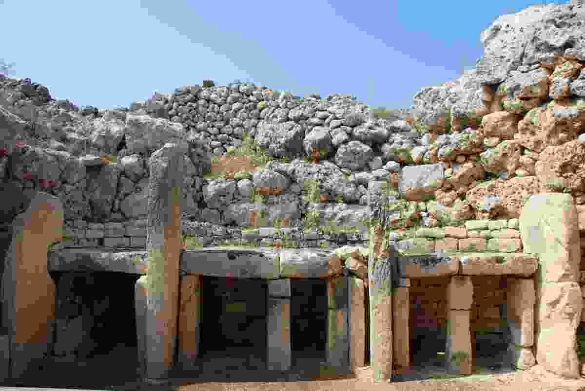 Ġgantija Temples, Gozo (Dreamstime)
