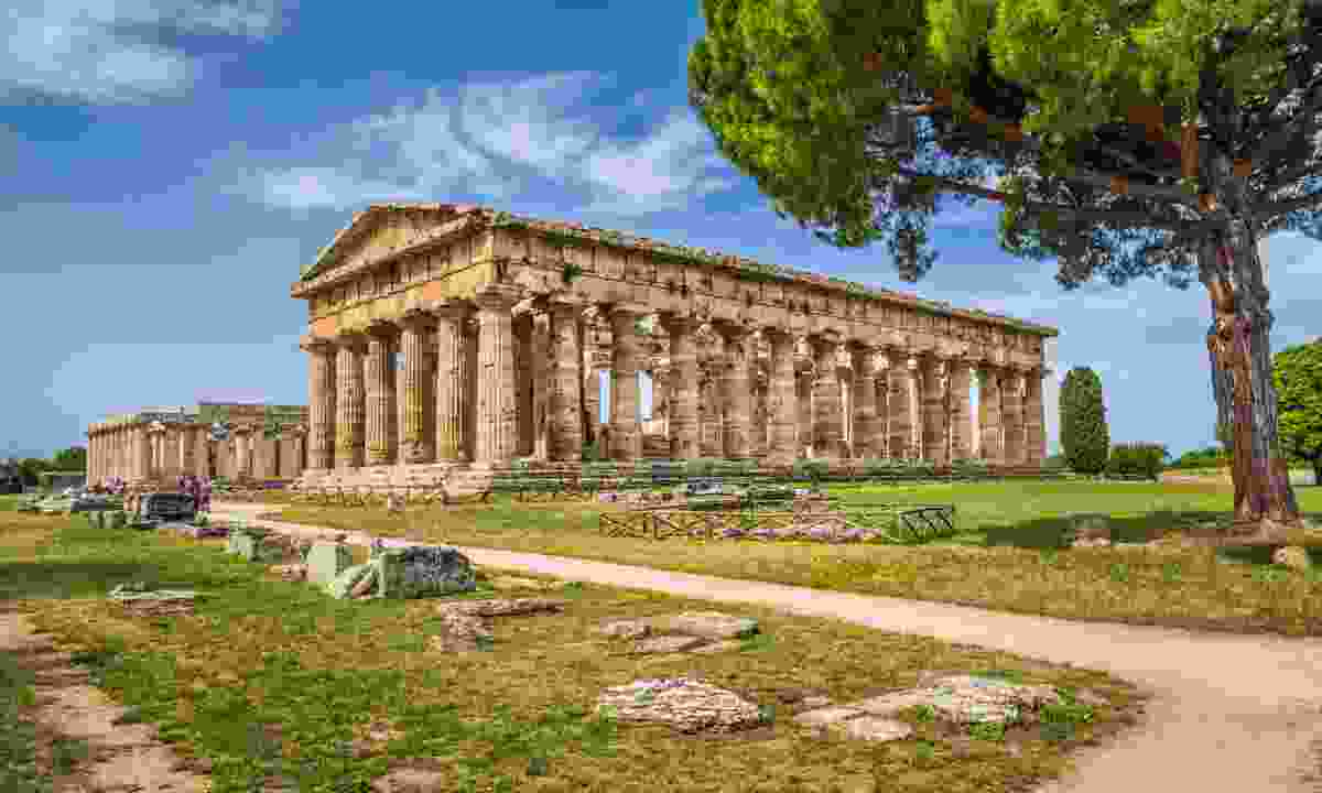 Temple of Hera (Dreamstime)