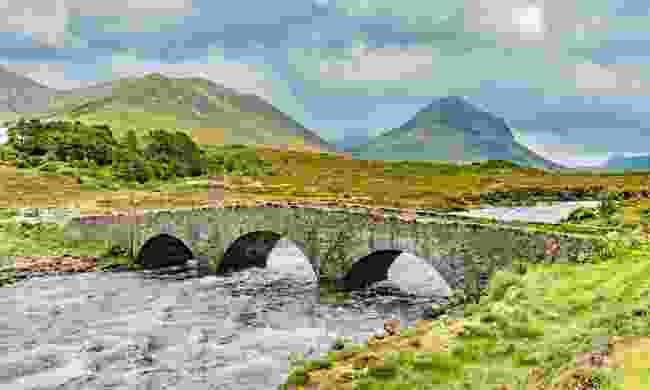 Skye Island, Scotland (Dreamstime)