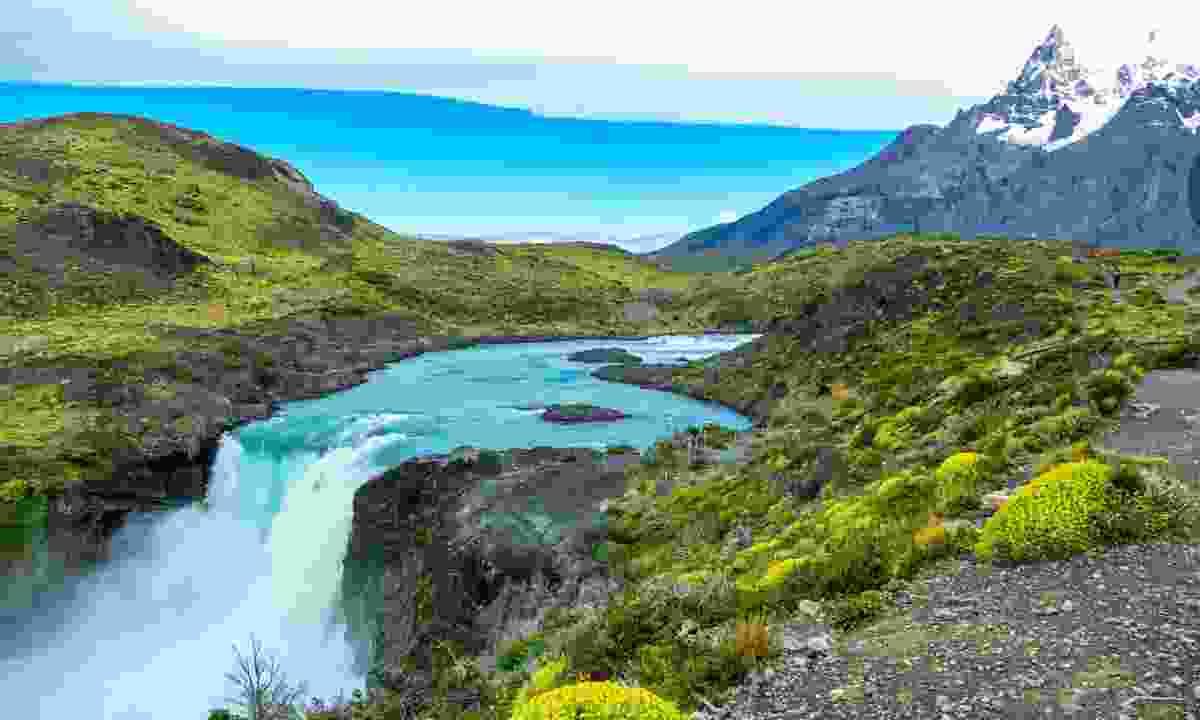 Salto Grande Falls (Dreamstime)