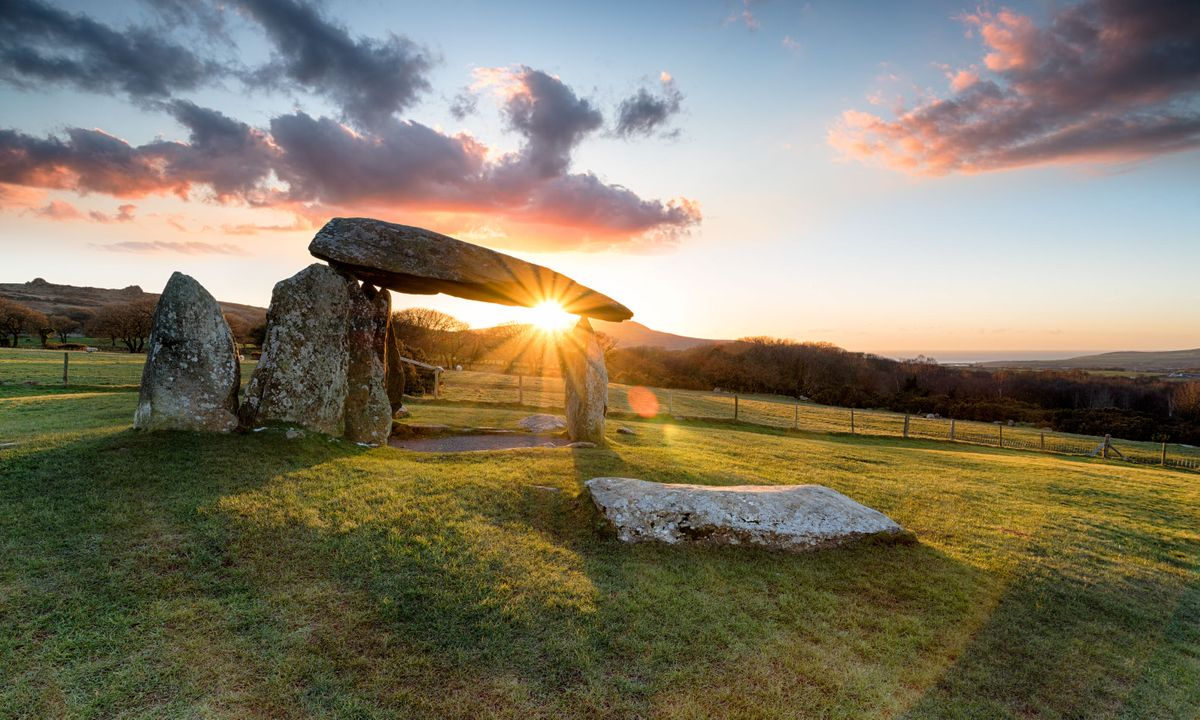Bold and beautiful: 12 of Britain's most mysterious ancient sites