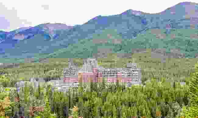 Banff Springs Hotel, Alberta, Canada (Dreamstime)