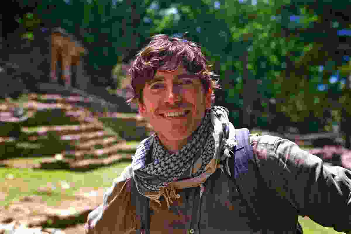 Yaxchilán Mayan Archaeological Site, Chiapas, Mexico Simon Reeve (BBC/Jonathan Young)