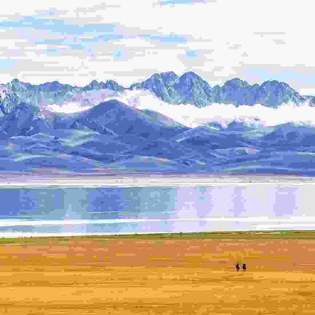 Song Kul, Kyrgyzstan (Shutterstock)