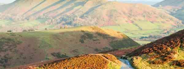 Carding Mill Valley, Shropshire (Shutterstock)