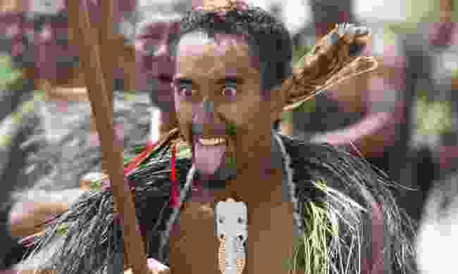 New Zealand Maori (Shutterstock)