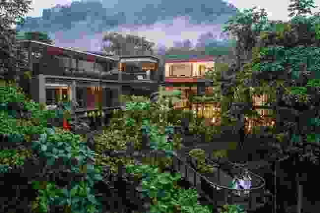 Mashpi Lodge (Michael Kleinberg/Mashpi Lodge)
