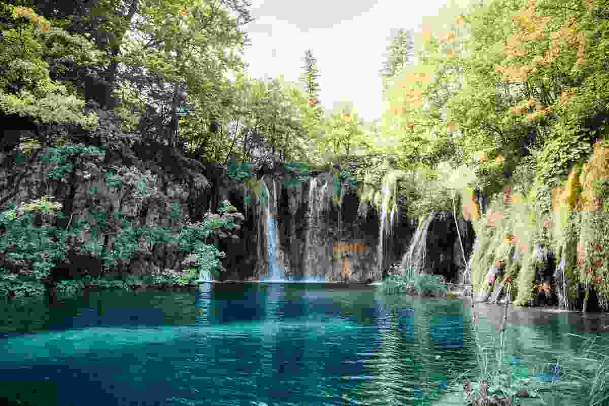 Plitvice Lakes National Park, Croatia (Johan Lolos)