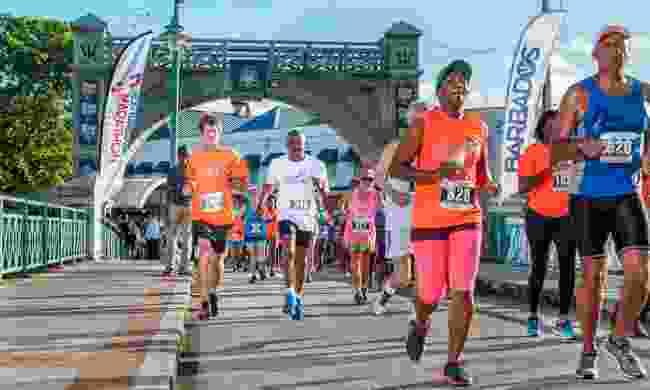 Barbados Marathon Weekend (Visit Barbados)