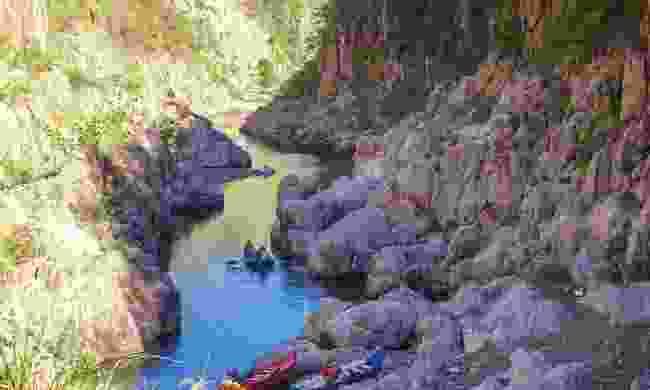 Adventure in Somoto Canyon (Shutterstock)