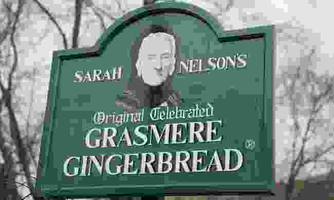 The Grasmere Gingerbread Shop (Shutterstock)
