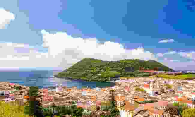 The Historical Centre of Angra do Heroismo (Visitazores)