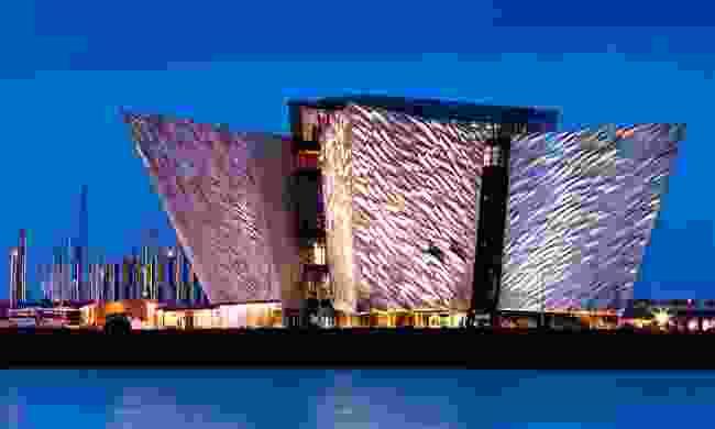 Visit Titanic Belfast along the Maritime Mile (Chris Hill)