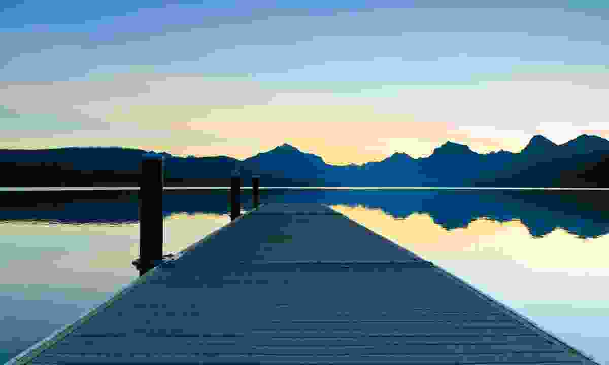 Lake McDonald, Glacier National Park (Dreamstime)