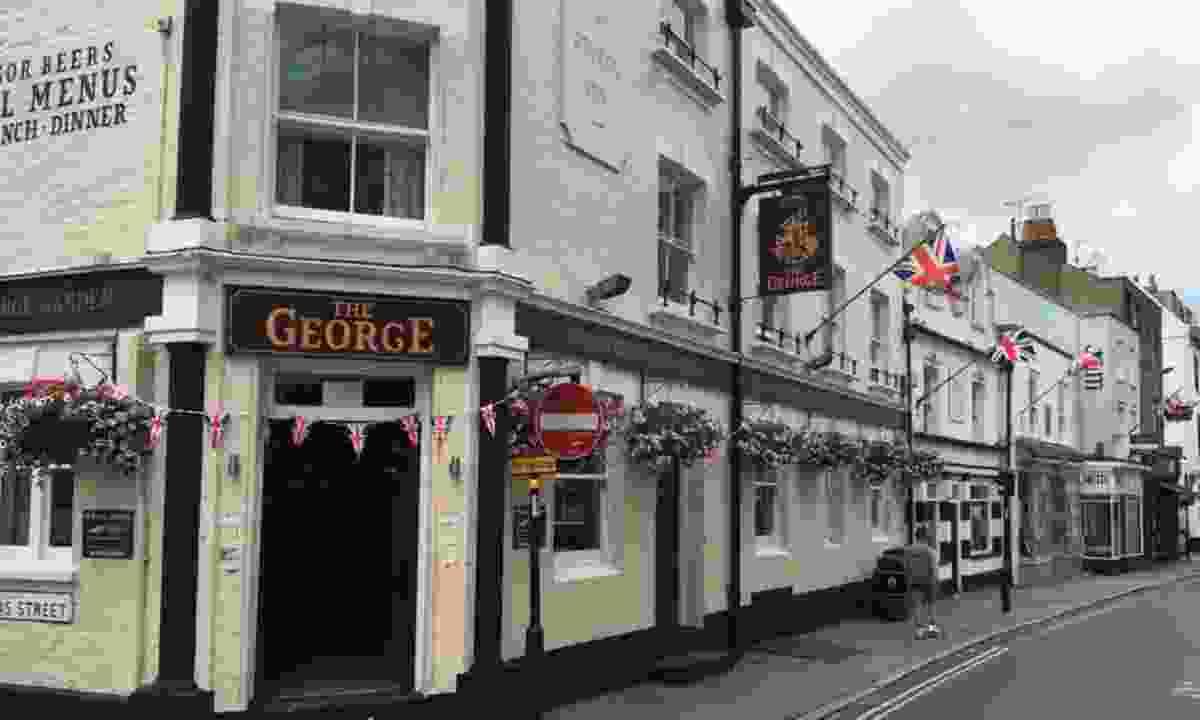 The George pub, Eton (The George)