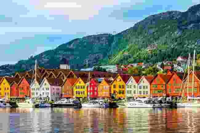 Bergen, Norway (Shutterstock)