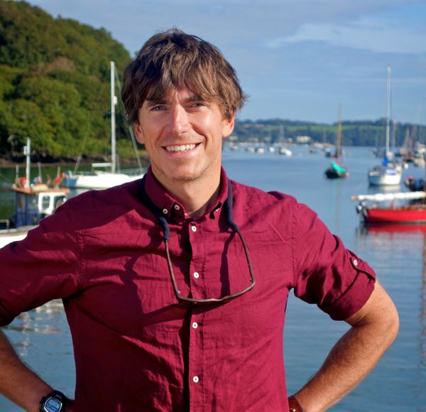 """""""I think Cornwall will benefit massively from its raw potential in the future. It has to think big, of course, like the rest of the country does with the challenges we face now in every possible sense, but it can be done."""""""