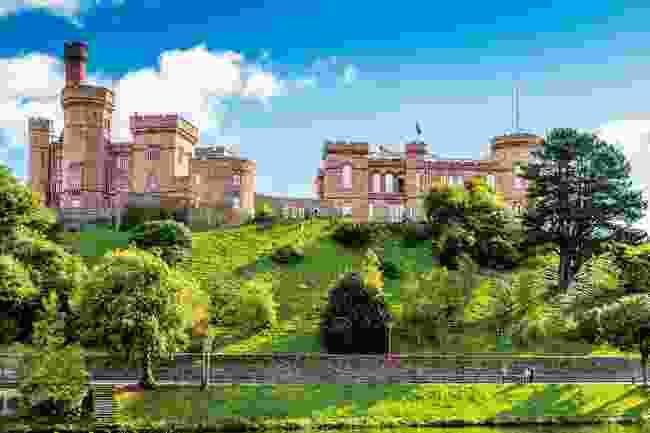 Inverness Castle (Shutterstock)