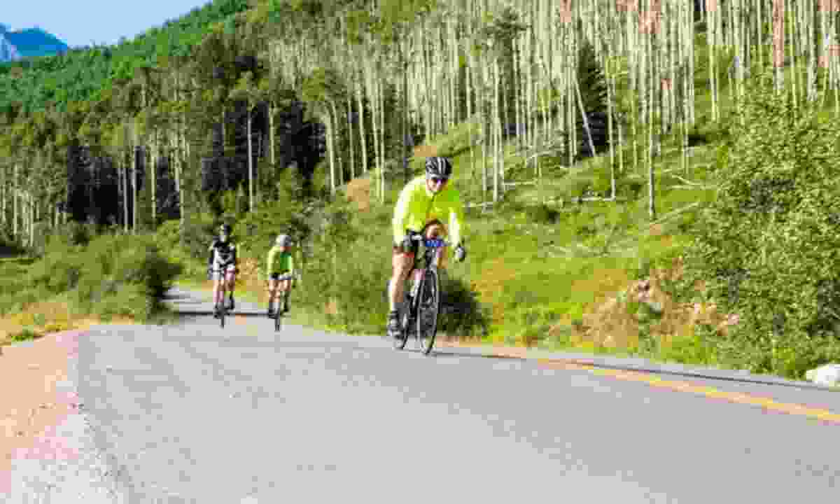 Road cycling in Colorado (At Your Pace/Colorado.com)