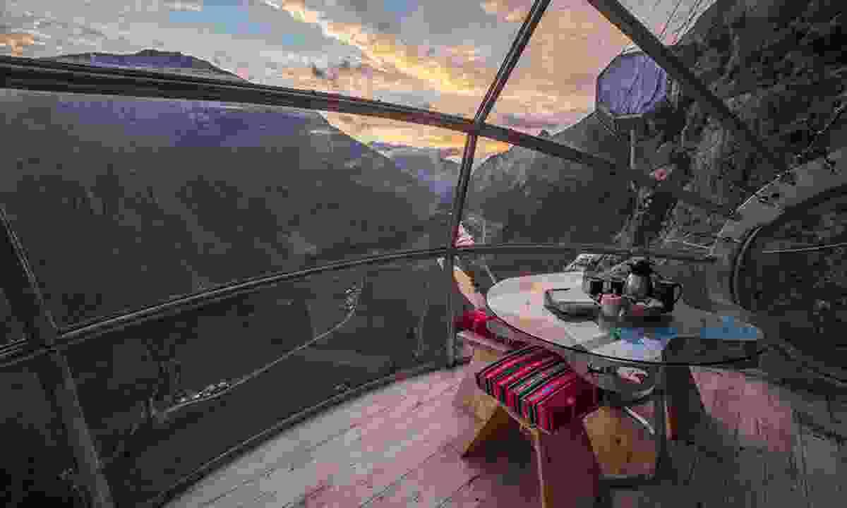 Dining pod (Natura Vive)