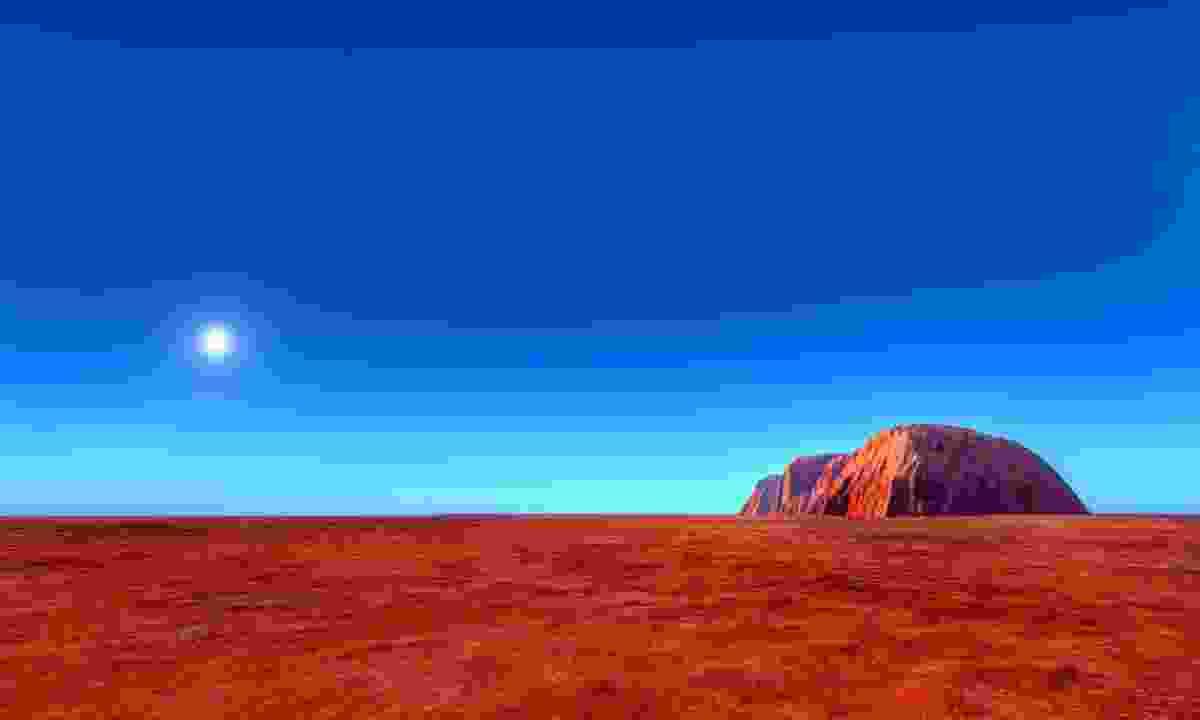 Uluru (Dreamstime)