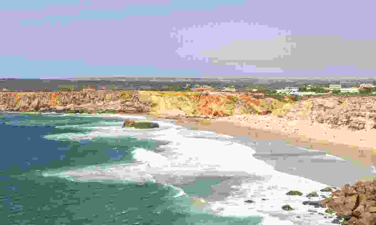 Praia Do Tonel in Portugal (Dreamstime)
