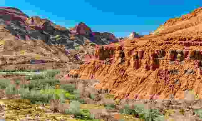 Assif Mgoun Valley, Bou Tharar (Dreamstime)