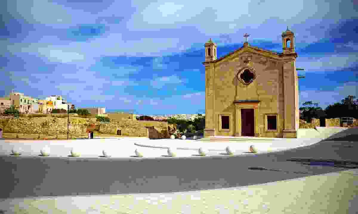 San Mattew tal-Maqluba Chapel Qrendi
