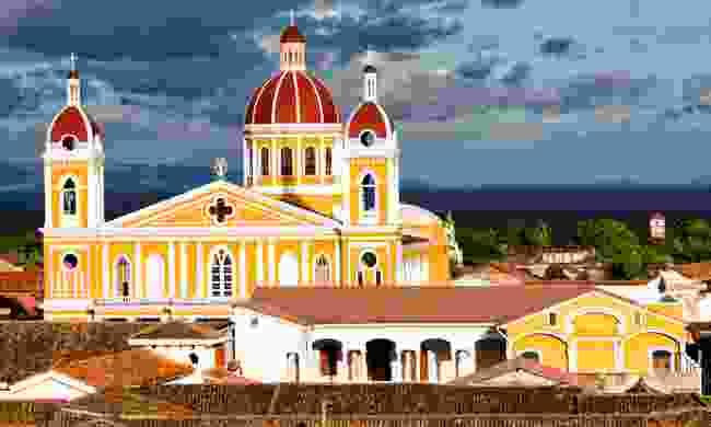The cathedral in Granada (Shutterstock)
