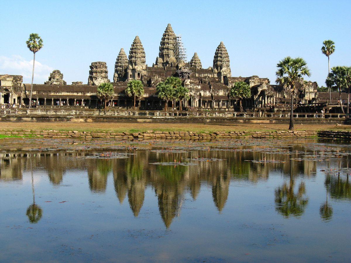 Angkor Wat, Cambodia. (Dreamstime)