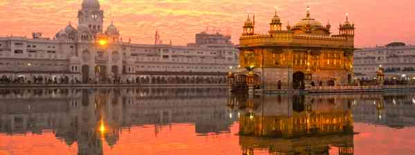 Golden Temple, Punjab, India (Dreamstime)