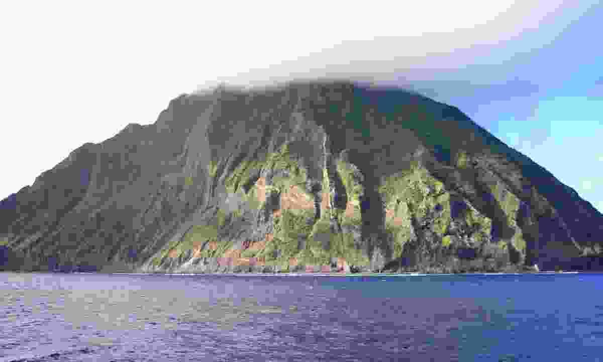 Iwo Jima Island, Japan (Dreamstime)
