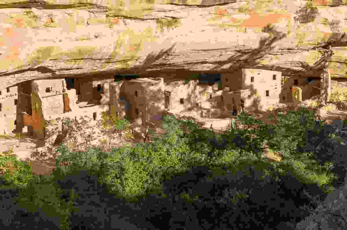 Spruce Tree House, Mesa Verde National Park, USA (Dreamstime)