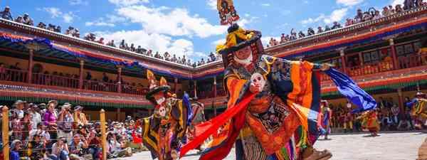 Hemis Monastery in Ladakh, India (Shutterstock)
