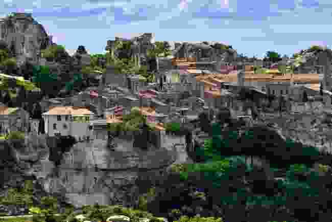 Les Baux-de-Provence (Shutterstock)