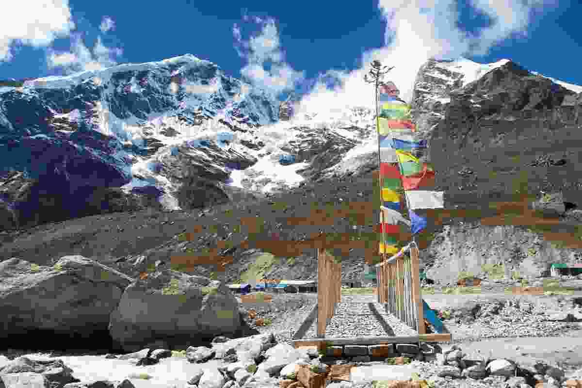 Makalu Base Camp, Nepal (Shutterstock)
