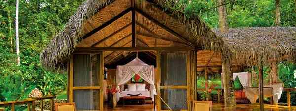 Pacuare Lodge, Costa Rica (Shutterstock)