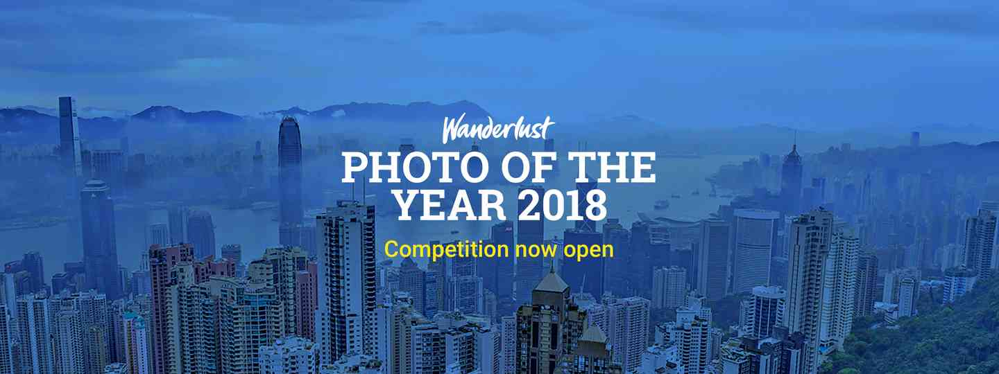 Photo of the Year 2018 (Wanderlust Travel Media)