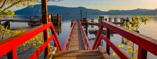 Salt Spring, British Columbia, Canada (Shutterstock)