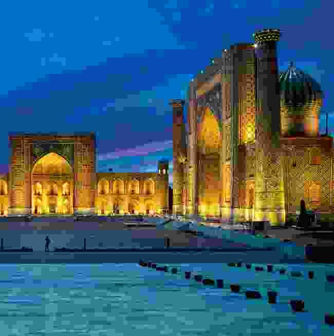 Ready to explore Samarkand? (Shutterstock)