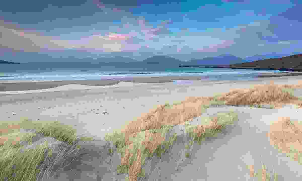 Luskentyre beach, Isle of Harris (Shutterstock)
