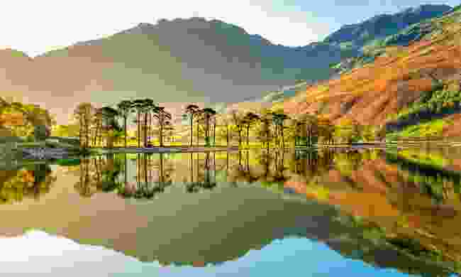 Lake Buttermere (Shutterstock)