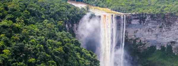 Kaieteur Falls, Guyana (Shutterstock)