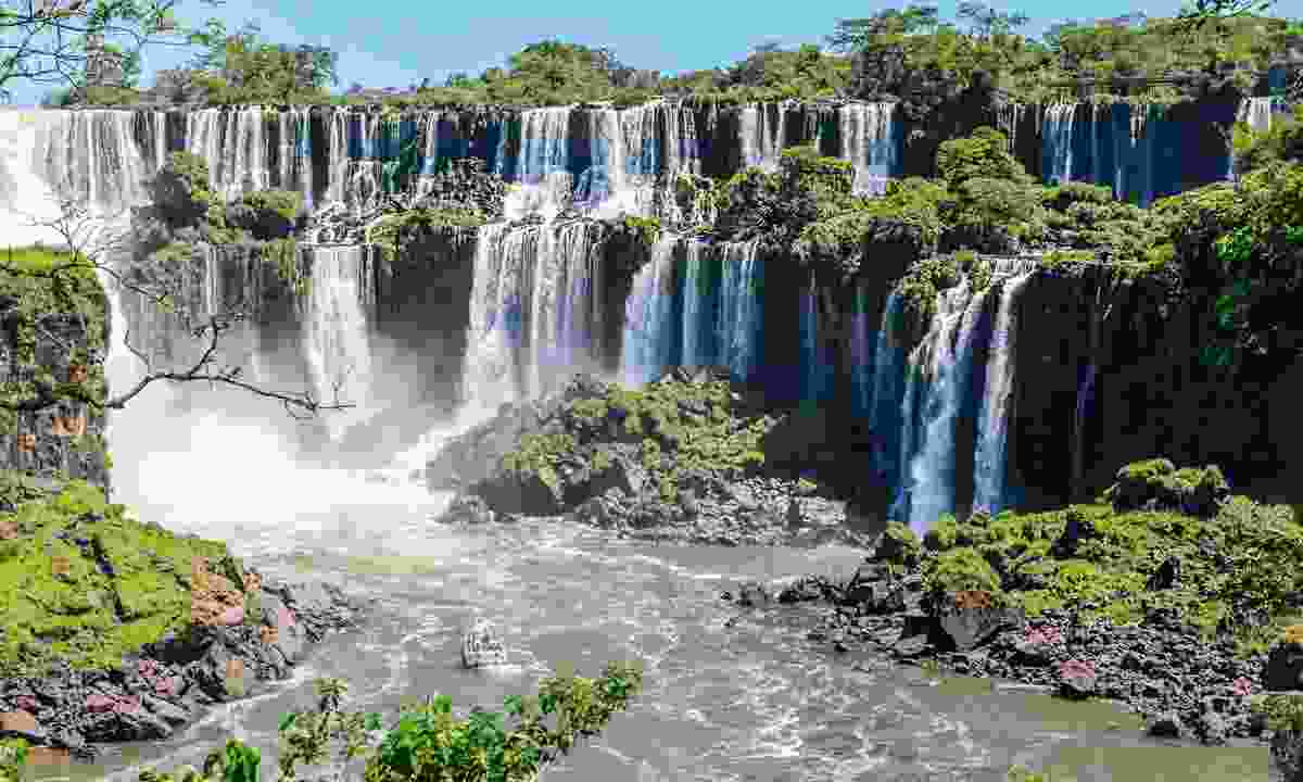 Iguazu/Iguaçu National Park (Shutterstock)