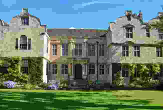 The medieval Treasurer's House in the english city of York (Shutterstock)