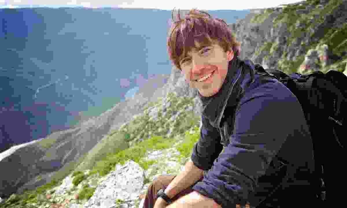Caucasus Mountains (Jonathan Young, BBC)